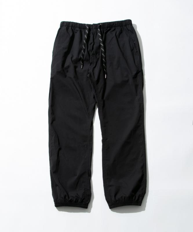 THINGS EASY RIB PANTS_WT19026AD BLACK