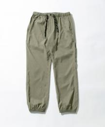 THINGS EASY RIB PANTS_WT19026AD SMOKY LEEF