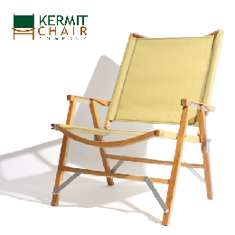 Kermit Chair Hi-Back -BEIGE-