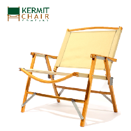Kermit Wide Chair -BEIGE-