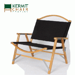 Kermit Wide Chair -BLACK-