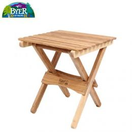 Pangean Folding Table White Ash