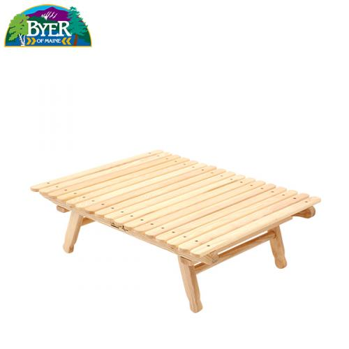 Pangean East Port Table White Ash