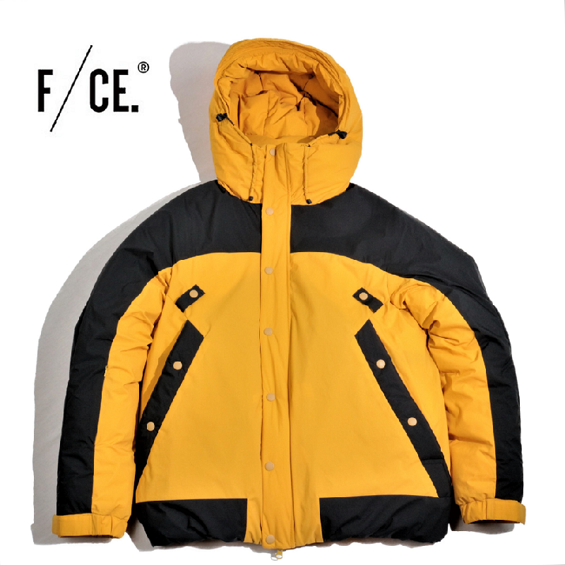 FT CLIMB JK MUSTARD×BLACK