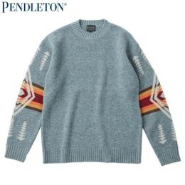 PULLOVER KNIT GREY