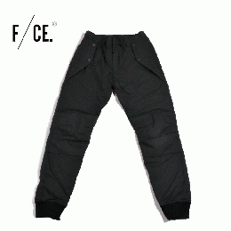 FT DOWN PANTS BLACK