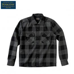 The Original Board Shirt Bule Green Buffalo Check