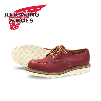 STYLE NO. 8103 Work Oxford / Moc-toe